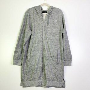 Pacsun Womens Longer Fit Hooded Lined Jacket Large